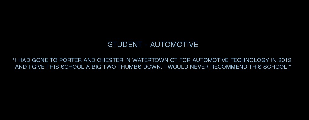 Porter & Chester Automotive